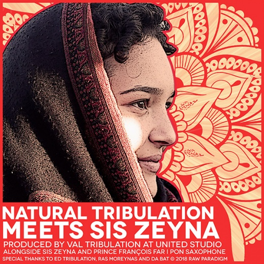 Natural Tribulation Meets Sis Zeyna